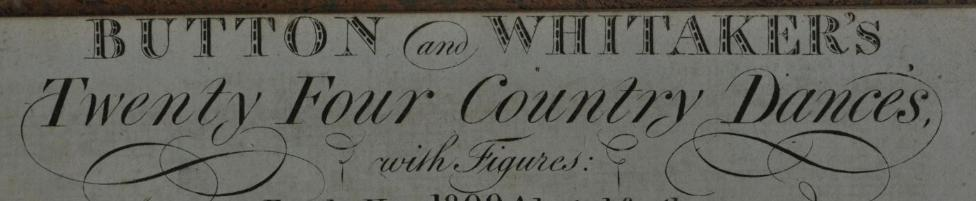 Button and Whitaker's 1809 banner image