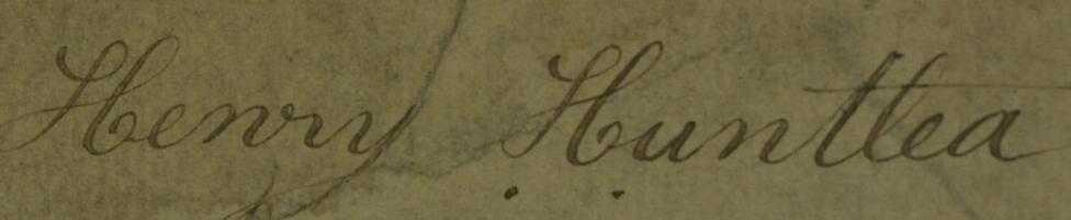 Henry Huntlea's 1884 Tunebook banner image