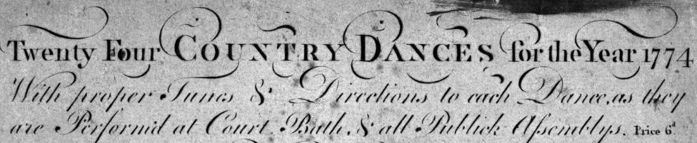 Thompson's 1774 banner image