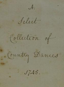 Kitty Bridge's 1745 Notebook
