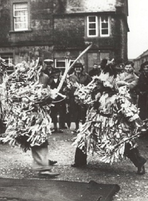 Marshfield Mummers from Steve Roud Collection