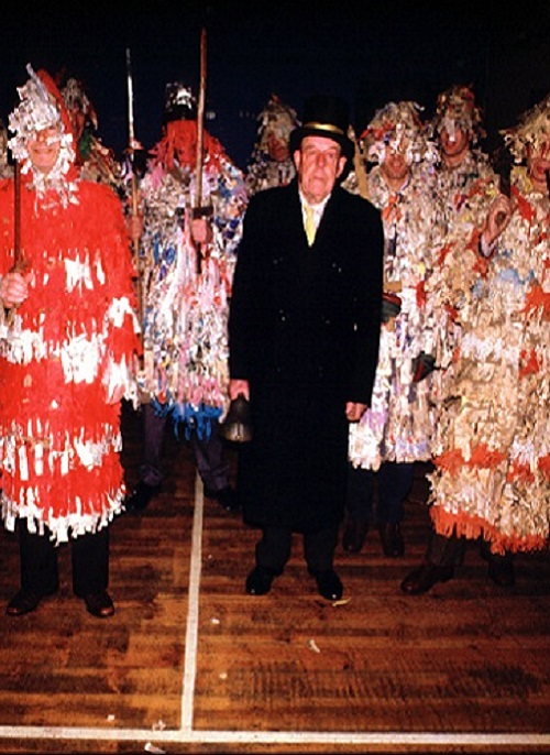 Marshfield Mummers 2000 from Doc Rowe Collection